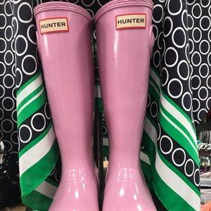 Hunter Rain Boots size 6